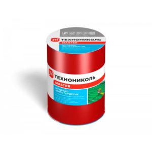 Nicoband 3 м х 15 см лента самоклеящаяся герметизирующая красный