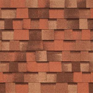 Tegola Comfort коллекция CORTINA Terracotta 404