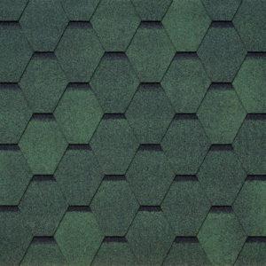 Tegola Comfort коллекция GARDA Verde 479